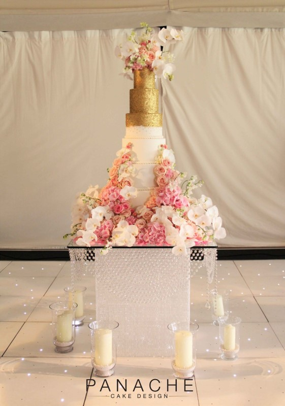 grand wedding cake designs gallery panache cake design 14897